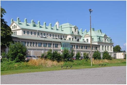 난민 영구거처로 재활용될 예정인 스웨덴 시르세베리 감옥