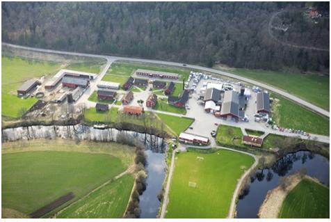 난민 영구거처로 재활용될 예정인 스웨덴 스멜테리드 감옥